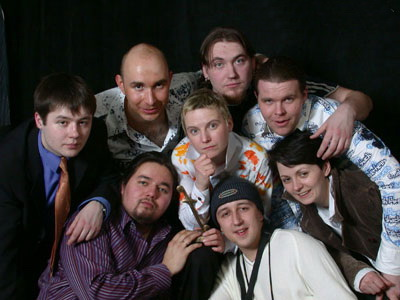 Сурганова и Оркестр, премия «Фузз», 3 апреля 2004